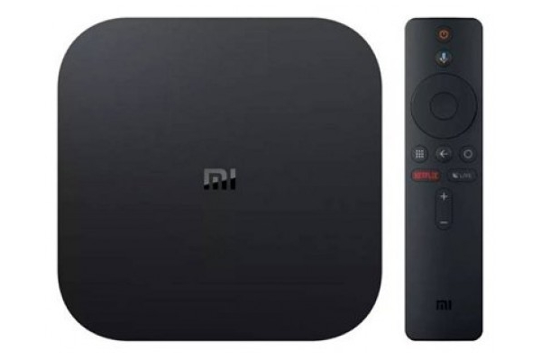 ANDROID TV XIAOMI MI BOX S  4K 3840X2160 QUADCORE A53 2GB 8GB WIFI DUALBAND HDMI BT ANDROID 8.1