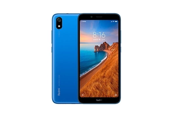 MOVIL SMARTPHONE XIAOMI REDMI 7A 2GB 16GB DS AZUL