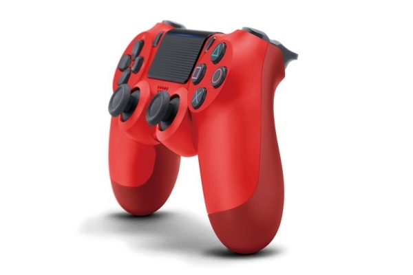GAMEPAD SONY PS4 DUALSHOCK RED V.2