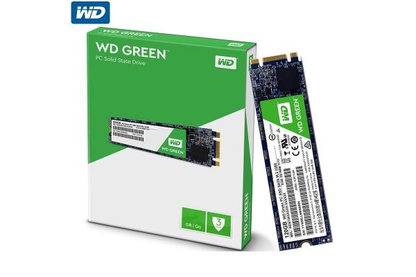 SSD WESTERN DIGITAL GREEN M.2 240GB WDS240G2G0B