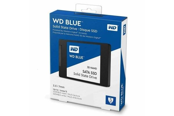 SSD 500GB WESTERN DIGITAL BLUE WDS500G2B0A