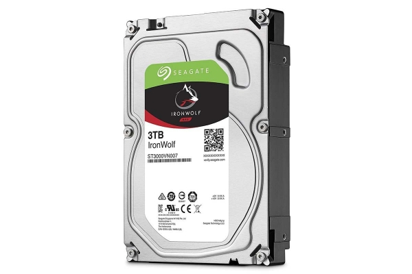 HD 3,5 3TB SEAGATE IRONWOLF ST3000VN007