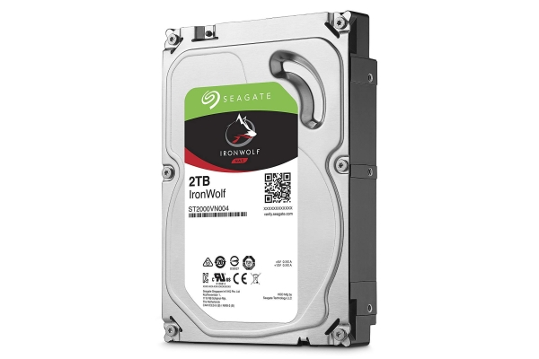 HD 3.5 2TB SEAGATE IRONWOLF ST2000VN004