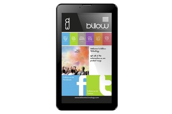 TABLET BILLOW 7 X703B IPS QUAD CORE 1.3GHZ/8GB/1GB/DUALSIM 3G/AND
