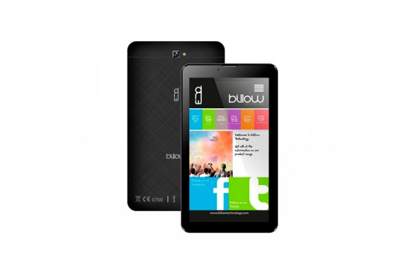 TABLET BILLOW 7 X703B IPS QUAD CORE 1.3GHZ 8GB 1GB DUALSIM 3G AND