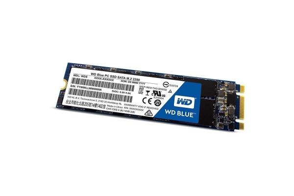 SSD WESTERN DIGITAL BLUE 3D NAND M.2 500GB WDS500G2B0B