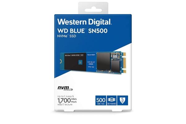 SSD WESTERN DIGITAL BLUE SN500 M.2 500GB WDS500G1B0C