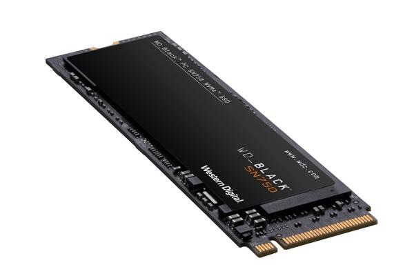 SSD WESTERN DIGITAL BLACK SN750 NVME M.2 250GB WDS250G3X0C