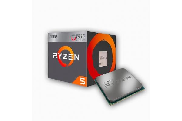 MICROPROCESADOR AMD RYZEN 5 3400G 3.7GHZ
