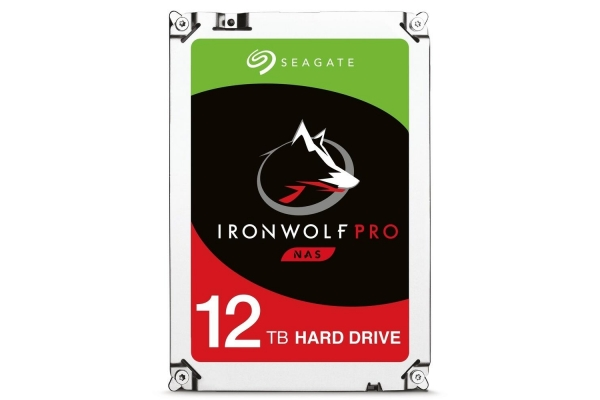 HD 3,5 12TB SEAGATE IRONWOLF ST12000NE0007