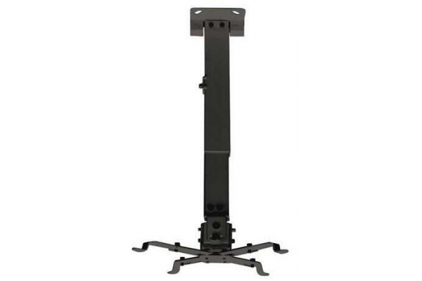 SOPORTE PROYECTOR TOOQ INCLINABLE TECHO NEGRO  PJ2012T-B