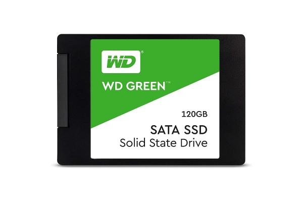 SSD 120GB WESTERN DIGITAL GREEN WDS120G2G0B