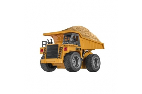 CAR UGO RC TRUCK TIPPER 10KM H