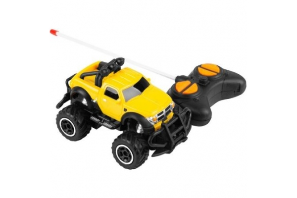 CAR UGO RC MONSTER TRUCK 10KM H