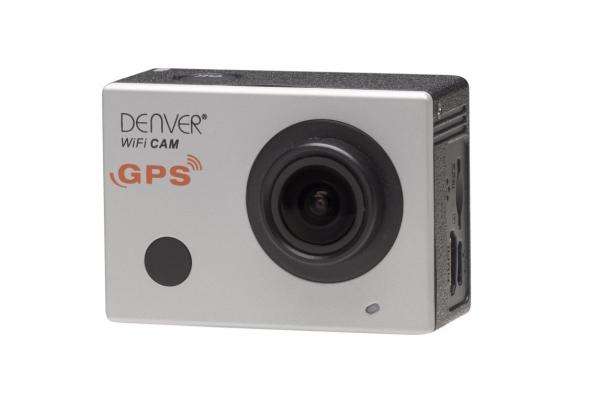DENVER CAM. ACCION ACG-8050WGPS FHD 8MPX 1080P