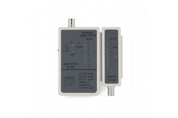 CABLE TESTER GEMBIRD RJ45 Y RG588