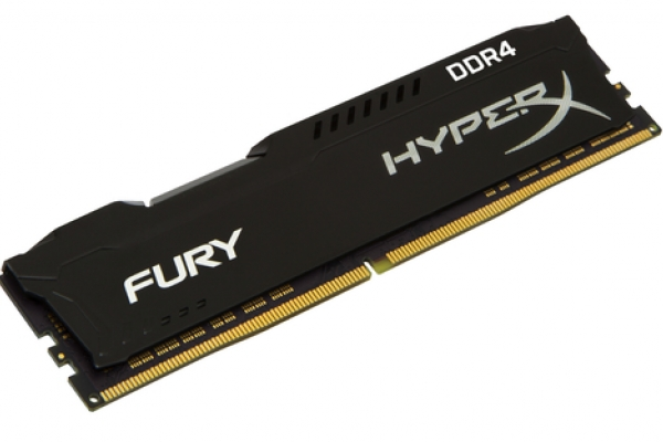 MEMORIA 8GB KINGSTON DDR4 2666MHZ HYPERX FURY HX426C16FB2 8
