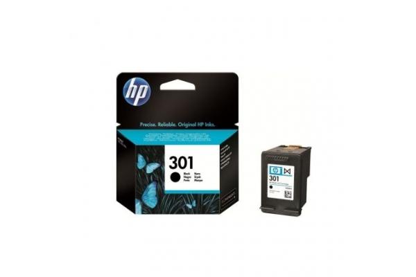 TINTA ORIGINAL HP 301 BLACK
