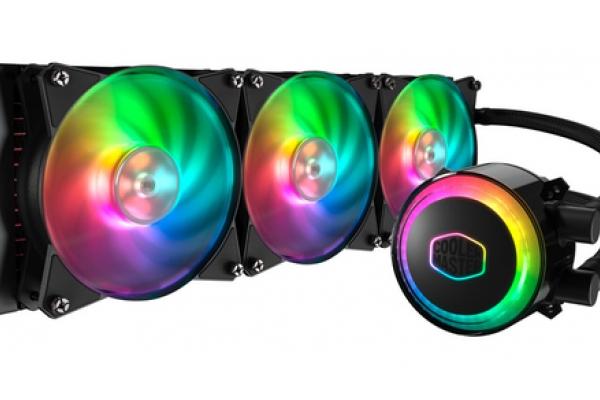 REFRIGERACION LIQUIDA COOLER MASTER MASTERLIQUID ML360R RGB
