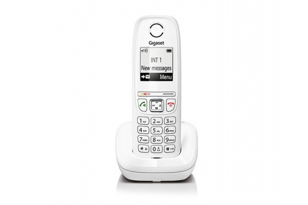 TELEFONO INALAMBRICO SIEMENS-GIGASET AS405 BLANCO