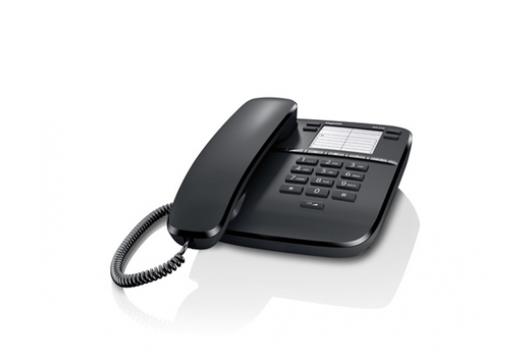 Gigaset Teléfono DA310 Negro