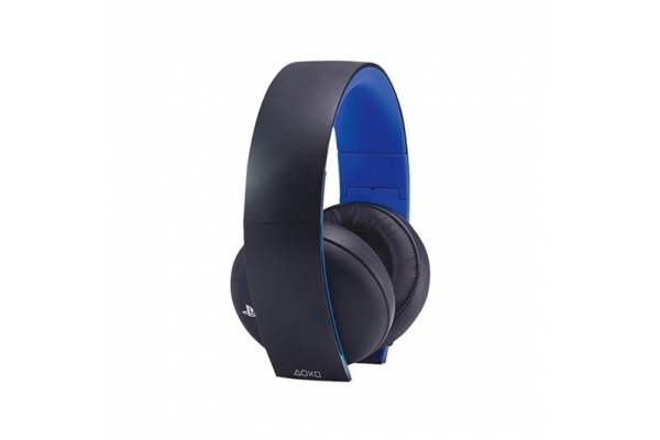 AURICULARES CON MICRO WIRELESS SONY PS4 GOLD