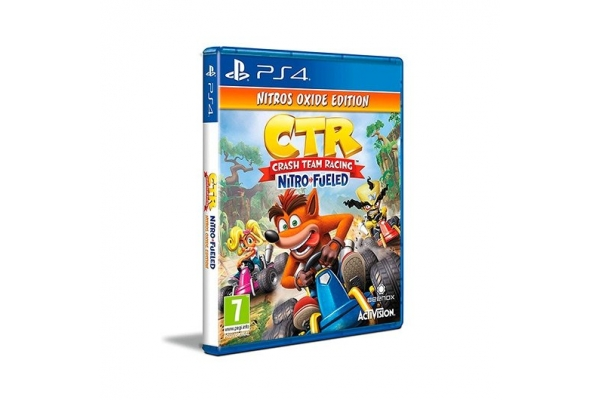 JUEGO SONY PS4 CRASH TEAM RACING ED.NITROS OXIDE