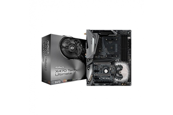PLACA BASE AM4 ASROCK X470 TAICHI ULTIMATE