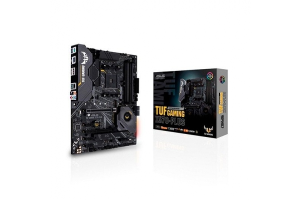 PLACA BASE ASUS AM4 GAMING X570-PLUS GAMING