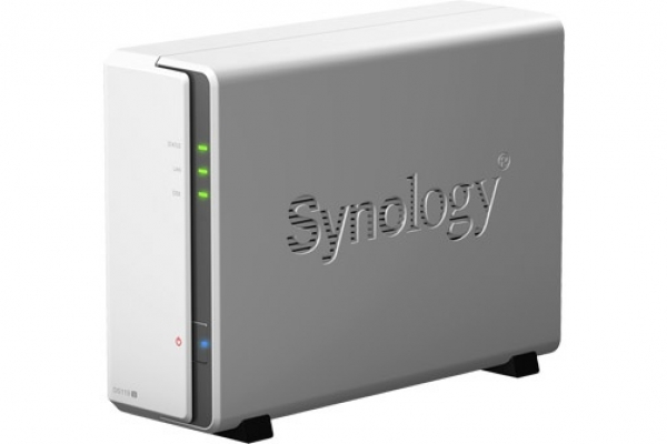 SERVIDOR NAS SYNOLOGY DS119J DISKSTATION 1 BAY