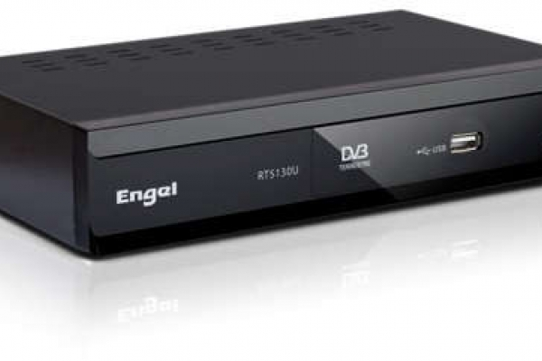 SINTONIZADOR Engel AXIL RT5130U tV set-top boxes