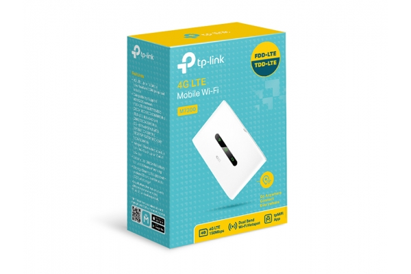 ENRUTADOR TP-LINK M7300 MIFI 4G LTE