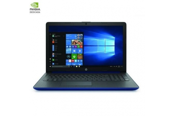 PORTÁTIL HP 15-DA1047NS 15,6 I5-8265U 1.6GHZ 8GB SSD256GB GEFORCE MX110 2GB  W10H