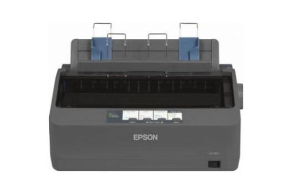 IMPRESORA MATRICIAL EPSON LX-350 9 AGUJAS 128KB MONOCROMÁTICA PARALELO USB 220V
