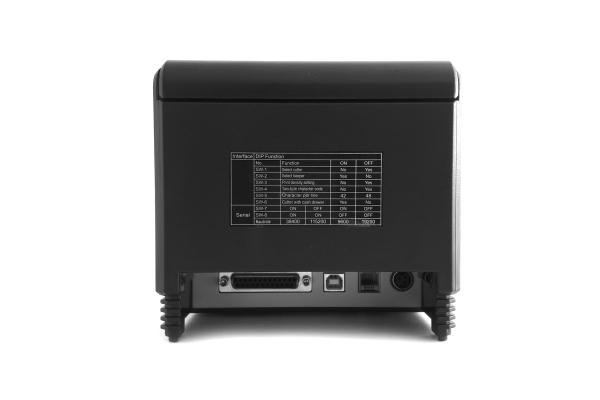 IMPRESORA TICKETS APPROX APPPOS80AM TERMICA USB-SERIE 80MM NEGRA