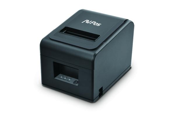 IMPRESORA TICKET AVPOS TC33 TERMICA USB ETHERNET SERIE NEGRA