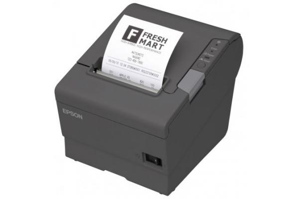 IMPRESORA DE TICKETS TERMICA EPSON TM-T88 V USB NEGRA