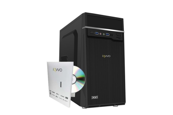 PC IQWO EXTREME LINE I3 4GB 1TB FREEDOS