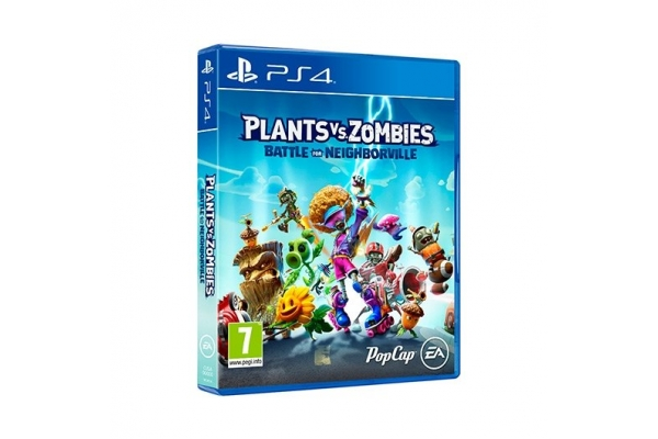 JUEGO SONY PS4 PLANTS vs ZOMBIES: BATTLE FOR NEIGHBORVILLE