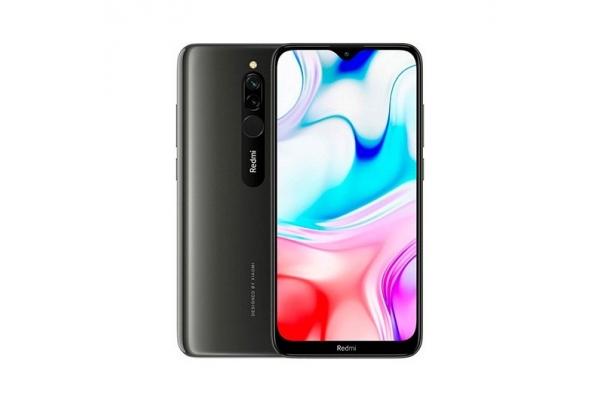 SMARTPHONE XIAOMI REDMI 8 4GB 64GB DS ANDROID9 NEGRO