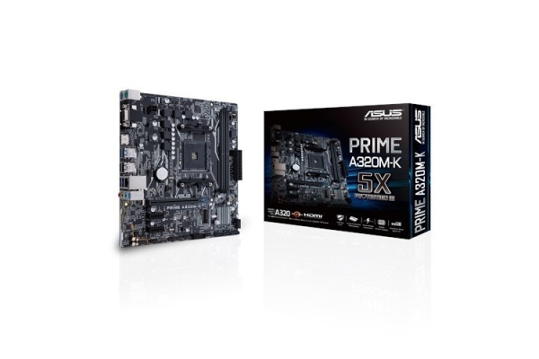 PLACA ASUS AMD AM4 PRIME A320M-K