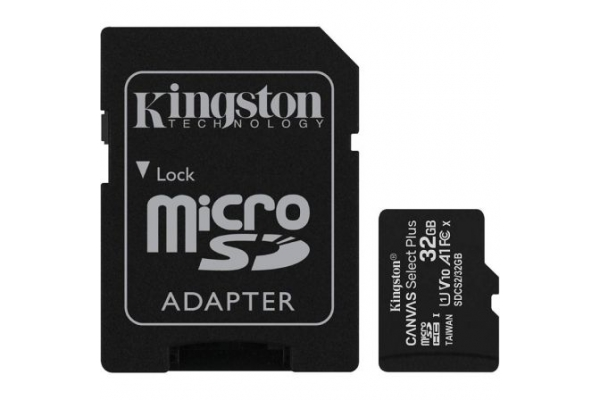 TARJETA MICRO SD 32GB KINGSTON SDCS2 32GB CLASE 10 UHS-I