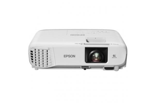 PROYECTOR EPSON 3LCD EB-X39 3500 LUMENES LAN VGA HDMI COMPUESTO RGB USB