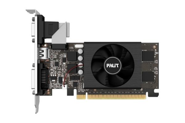 TARJETA GRAFICA GEFORCE PALIT GT 710 1GB NE5T7100HD06-2081F