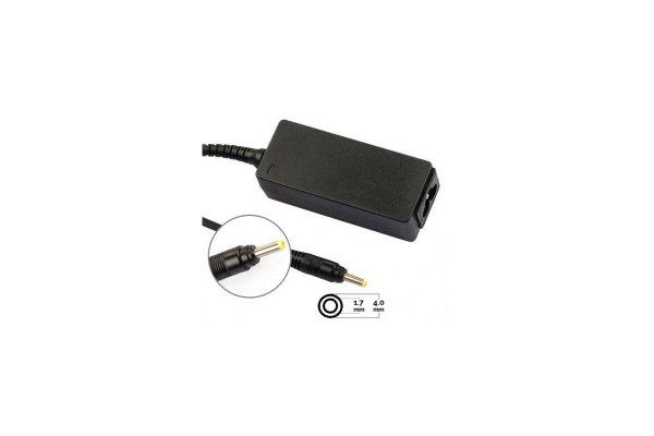 CARGADOR ESPECIFICO HP IP0014 40W 19V 2,1A DC 4,0*1,7MM