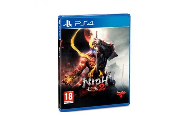 JUEGO SONY PS4 NIOH 2