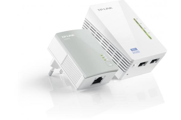 PLC TP-LINK KIT 2X PLC 300MBPS WIFI TL-WPA4221 KIT