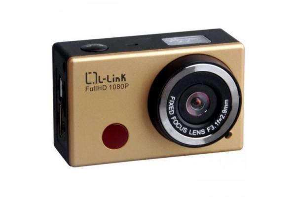 VIDEOCAMARA DEPORTIVA L-LINK FULL HD + WIFI LL-CAM-500-G