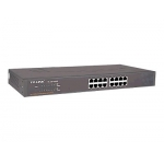 REDES TP-LINK SWITCH 16 PTOS TL-SF1016DS RACK