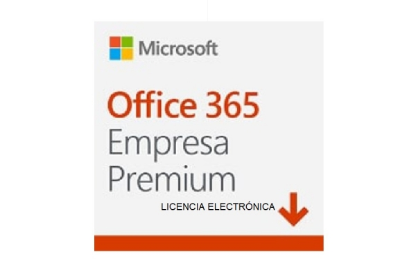 MICROSOFT OFFICE 365 BUSINESS PREMIUM ML ESD WIN MAC KLQ-00211 **LICENCIA ELECTRONICA